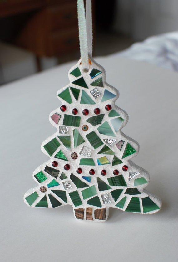 Un Noël En Mosaïque